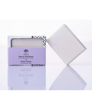 AGALLIS Classic bar soap made from extra virgin olive oil,