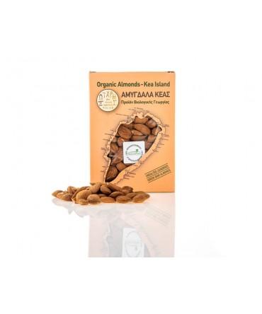 XOTARIS Organic Keas almonds