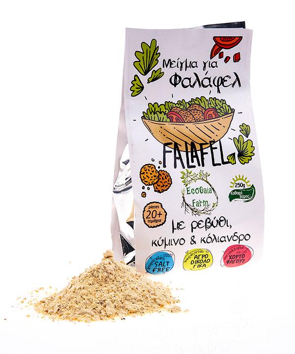 EcoGaia Farm - Mix for Falafel (Chickpea Meatballs)