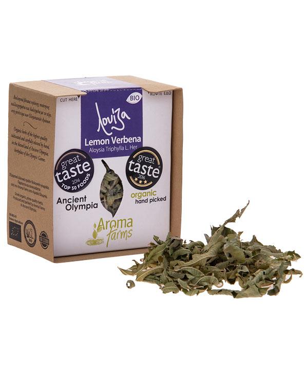 Aroma Farms - Organic Lemon Verbena