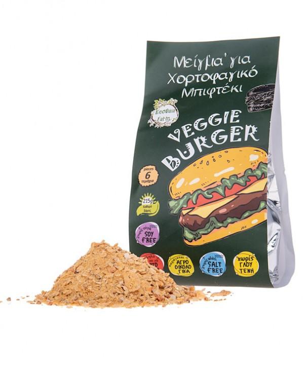 EcoGaia Farm - Veggie Burger