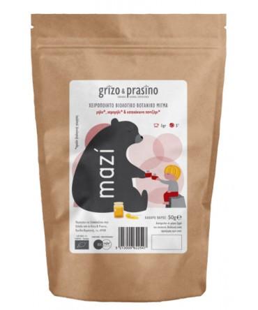 GRIZO & PRASINO - Mazi